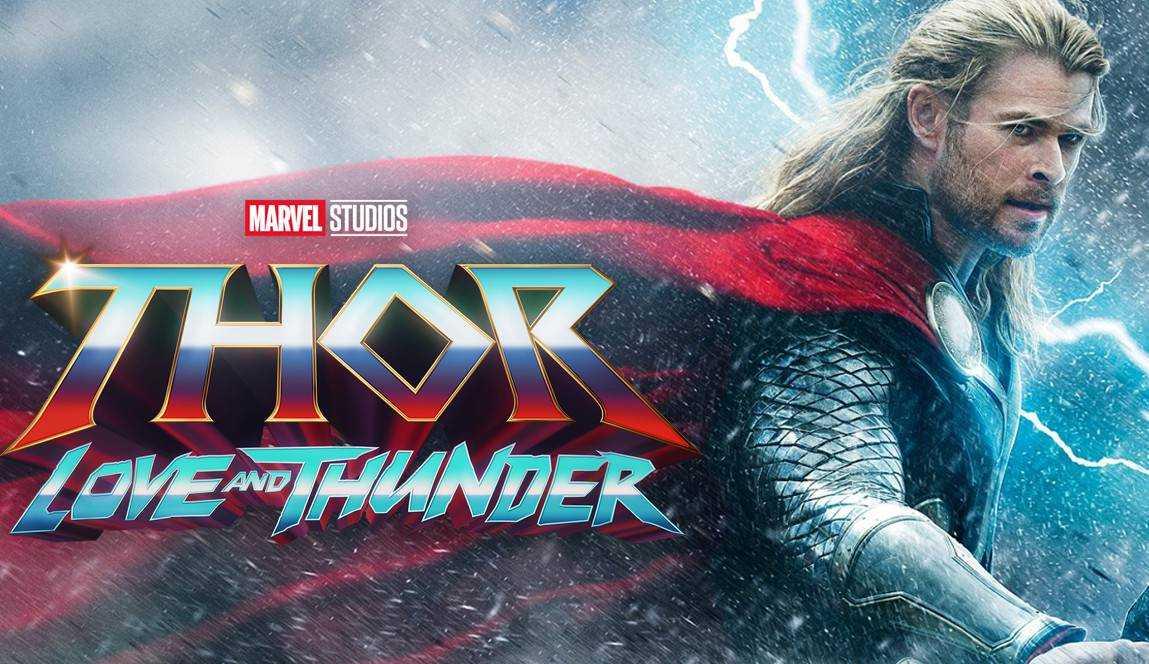 Chris Hemsworth anuncia fim das gravações de 'Thor: Love and Thunder'