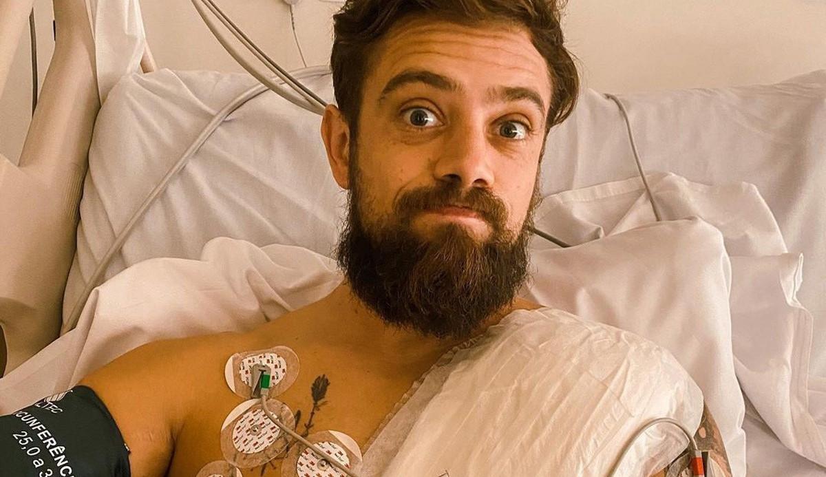 Rafael Cardoso passa por cirurgia cardíaca para implantar disfibrilador