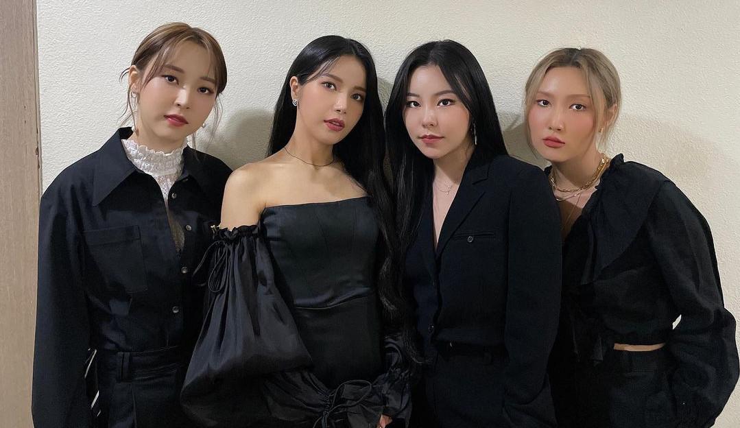 MAMAMOO lança o novo mini-álbum 'WAW'