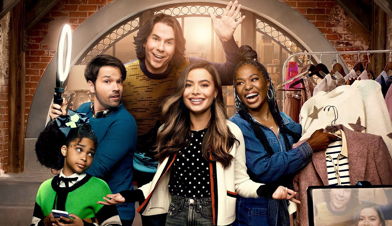 Miranda Cosgrove conta como a ausência de Sam, Jennette McCurdy, será abordada no revival de 'ICarly'