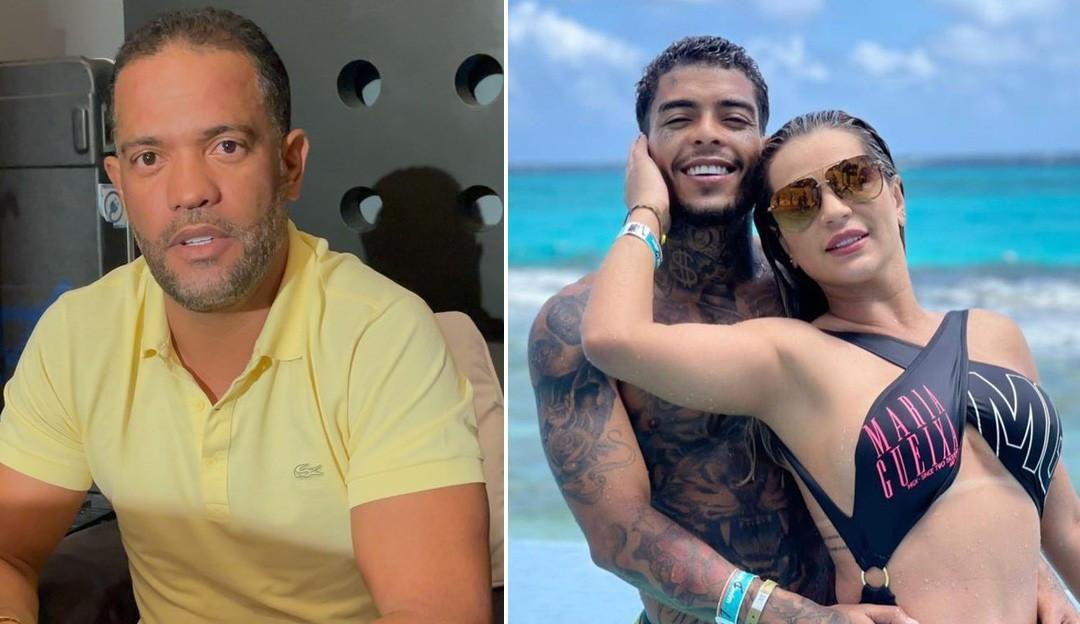 Mentor de MC Kevin diz que o cantor se sentia forçado a noivar com Deolane