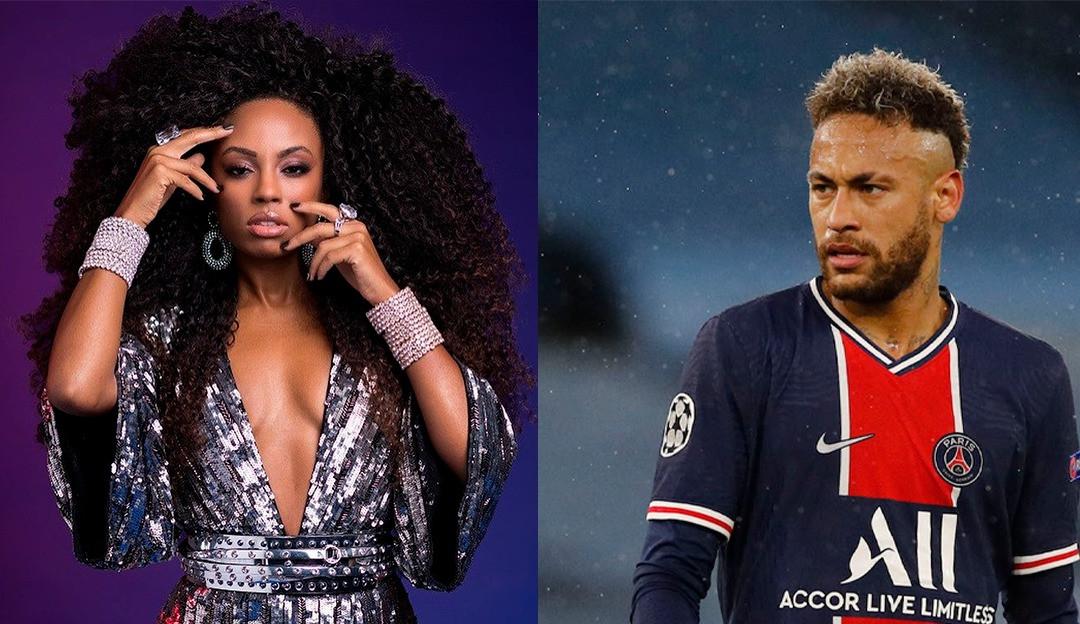 Lumena alfineta Neymar após pênalti perdido e craque responde