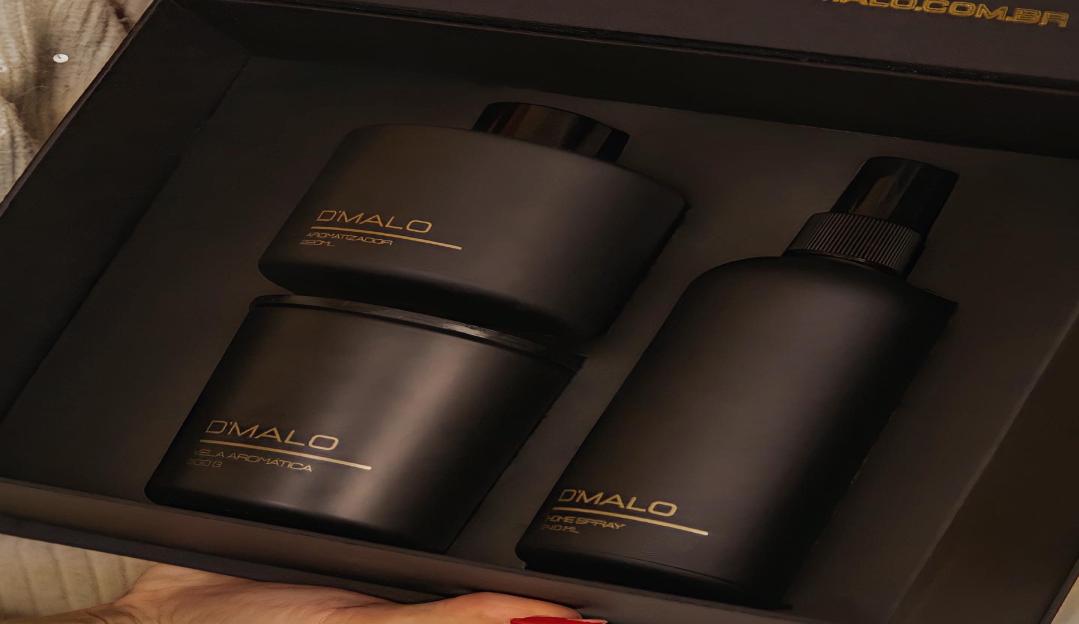 Conheça 'D'MALO: o mais novo projeto de deliciosas fragrâncias