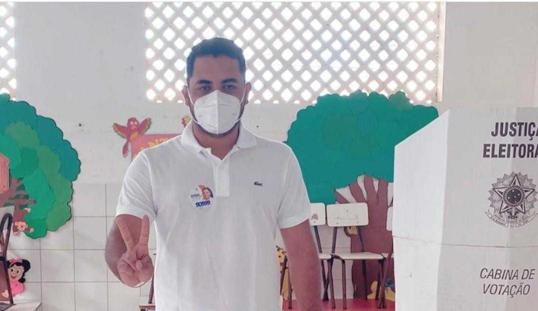Vereador Daniel Nascimento é Referência Nacional da nova política