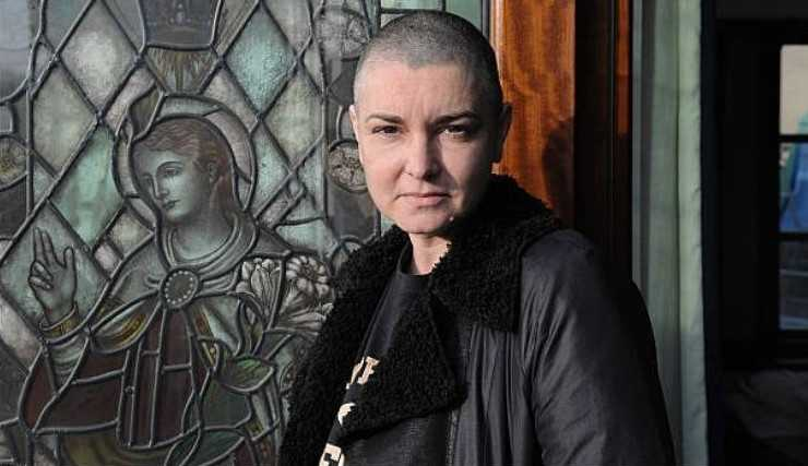 Sinéad O'Connor: aposentar ou não, eis a questão