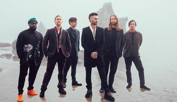 Maroon 5 retorna às paradas com 'JORDI'