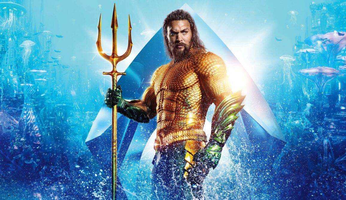 James Wan apresenta título da sequência de Aquaman