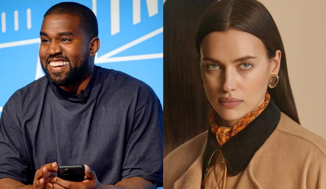 Kanye West e Irina Shayk já tiveram affair em 2010, diz site