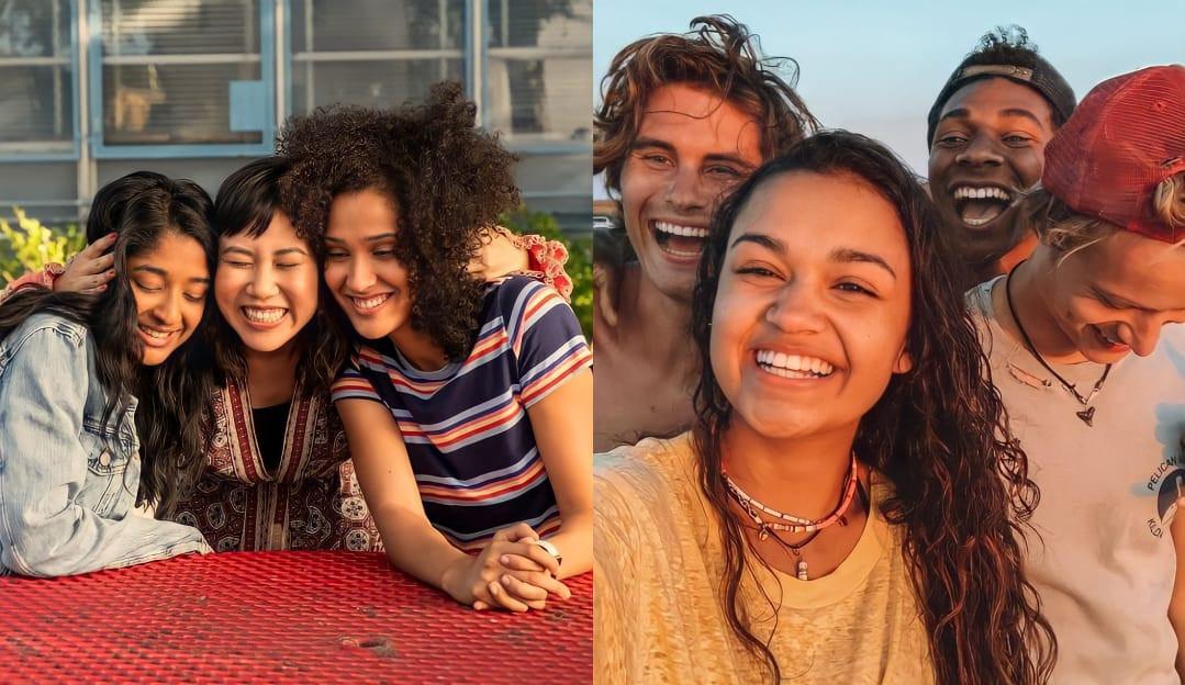 Netflix anuncia datas de estreia da segunda temporada de 'Outer Banks' e 'Eu Nunca'