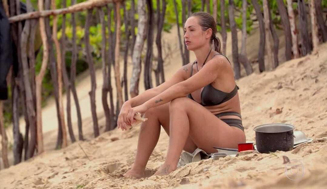 No Limite: Jéssica fala sobre decisão de se afastar da tribo Calango