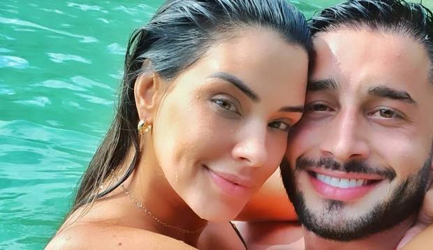 Após reatar o relacionamento com o ex-namorado, Ivy Moraes conta como é a nova rotina do casal