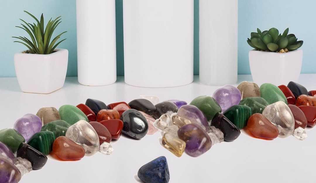 Acessório de cristais e suas energias