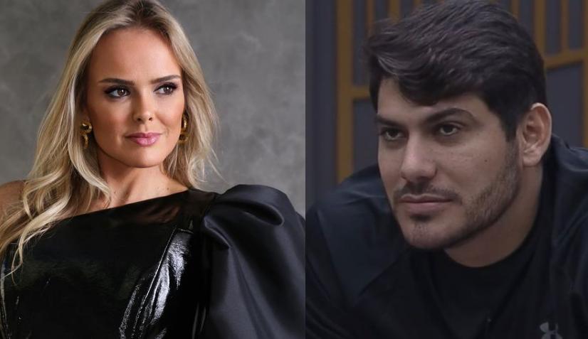 Power Couple Brasil: Nina perde a paciência com Yugnir: 'Nenhum homem vai gritar comigo'