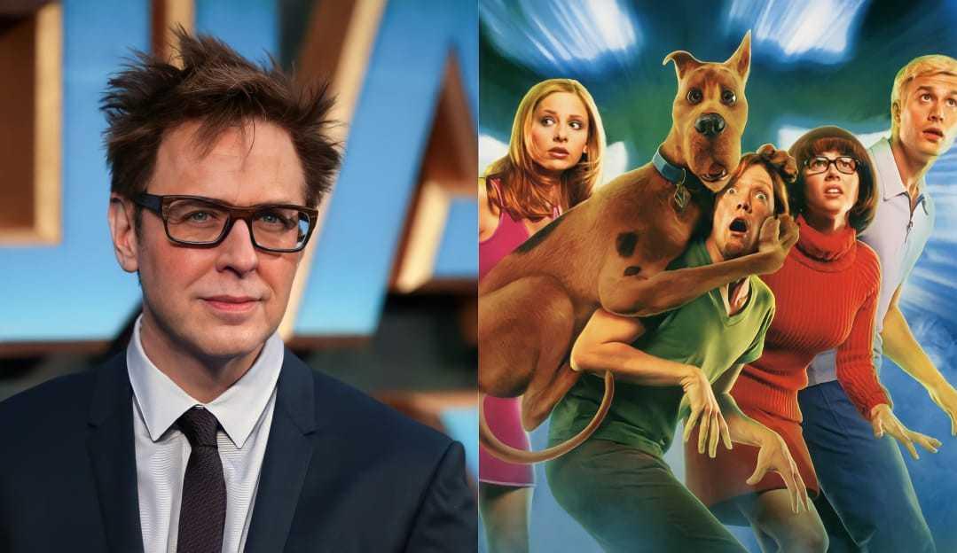 James Gunn relembra como 'Scooby-Doo' mudou sua vida, 19 anos depois