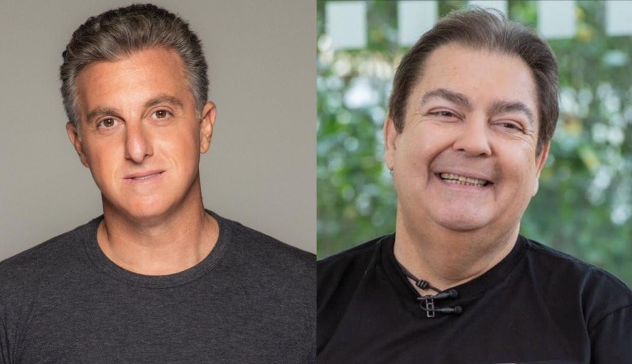Luciano Huck anuncia no 'Conversa com Bial' que vai assumir as tardes de domingo na Globo