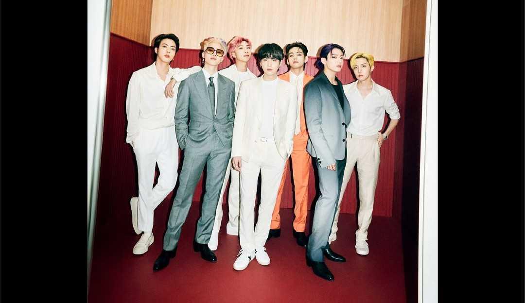 BTS anuncia CD físico de 'Butter' e música inédita que estará presente no disco do single