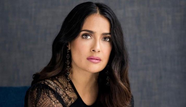 Salma Hayek diz que ficou chocada ao ser escalada para filme da Marvel