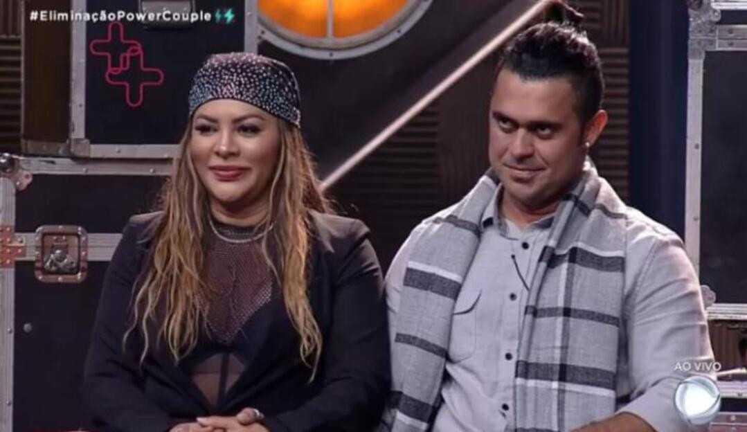 Márcia Fellipe e Rod Bala são eliminados do 'Power Couple' com 14,51% dos votos