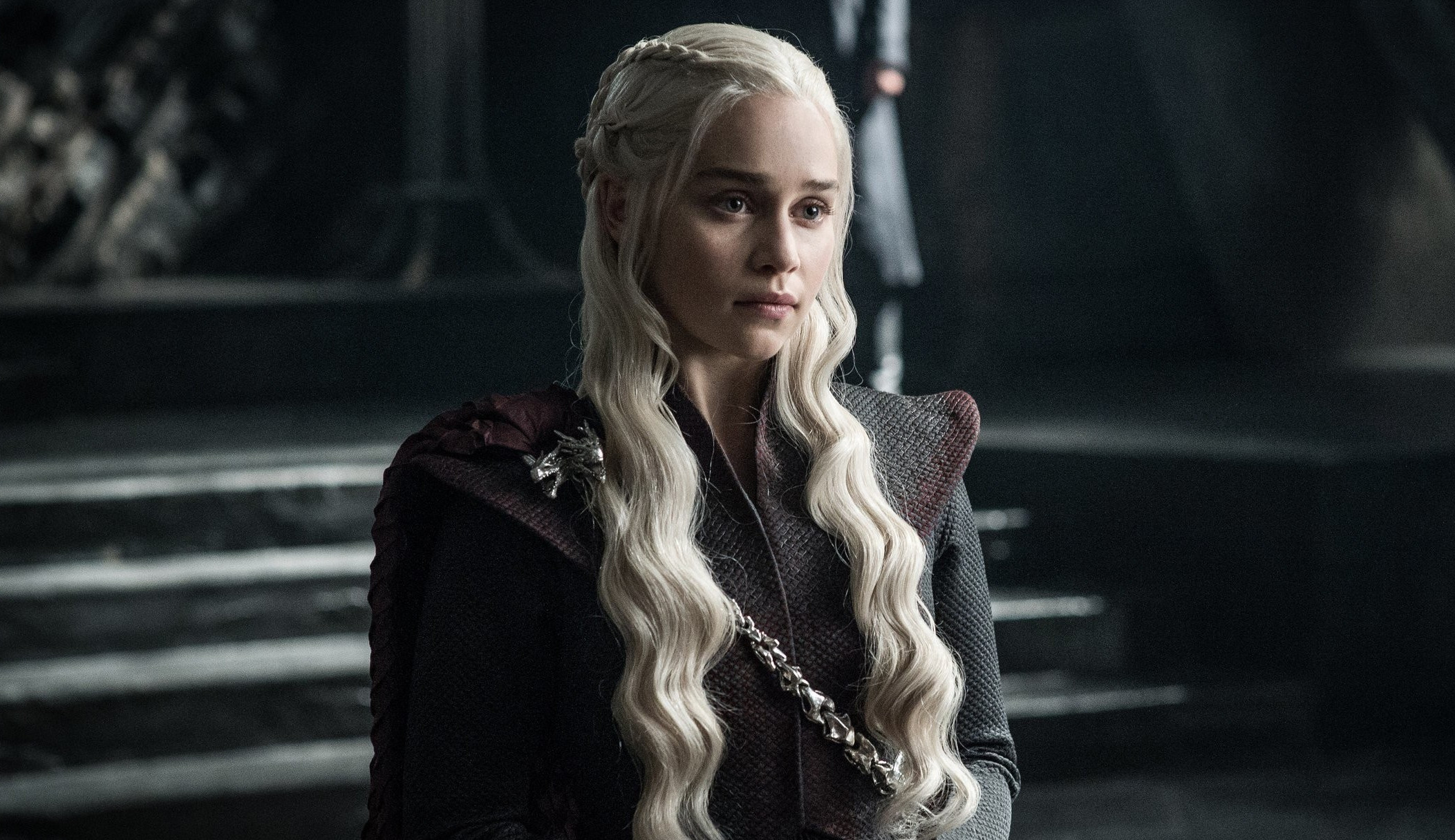 Emilia Clarke diz que quer ficar por anos atuando nas histórias da Marvel