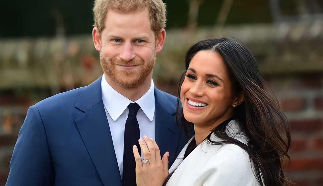 Príncipe Harry e Meghan Markle registram o nome de Lilibet Diana, sua caçula, em domínios de sites