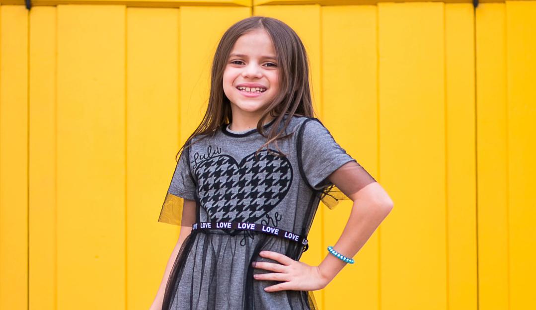 Com apenas 9 anos, Jéssica Sousa é uma das youtubers mais famosas da internet no Brasil