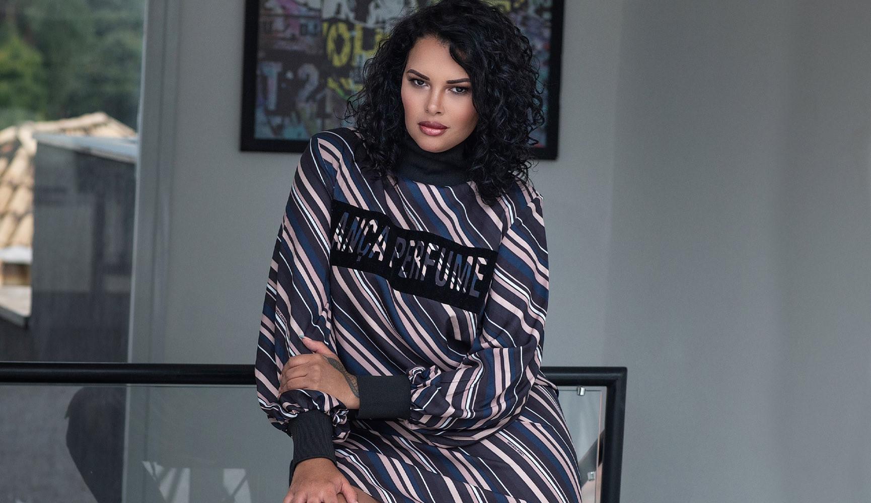 """Ariadna, ex No Limite, diz ter medo de sofrer violência transfóbica: """"ser famosa não facilita"""""""