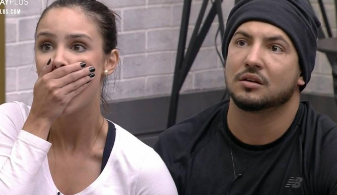 Power Couple: Após acidente, Thiago e Geórgia vencem a prova dos casais