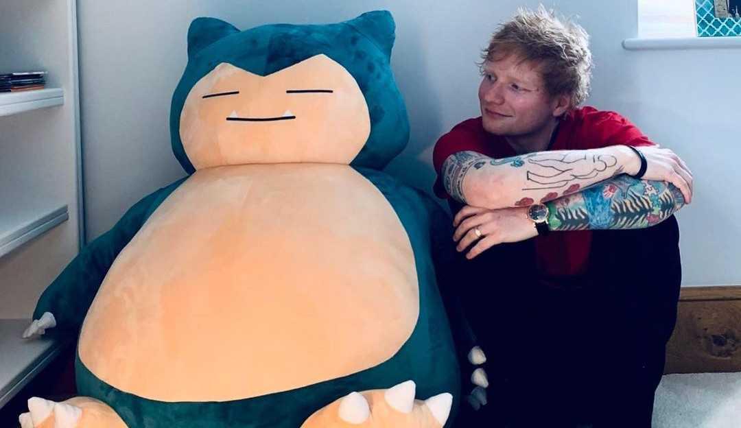 Ed Sheeran anuncia colaboração com Kylie Minogue em seu novo álbum
