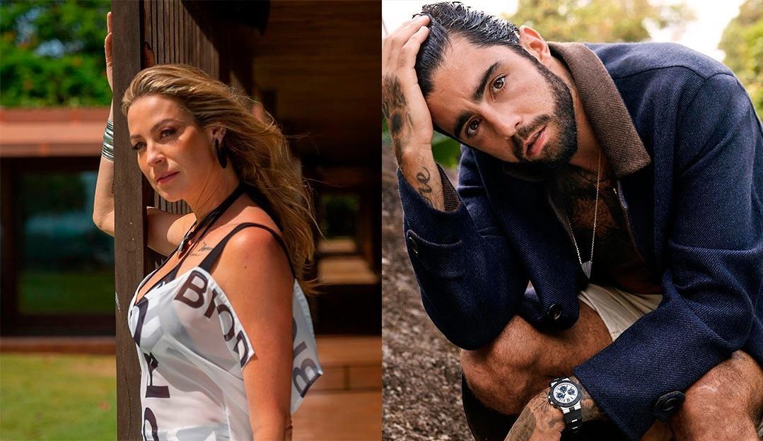 A atriz Luana Piovani faz novas críticas ao pai de seus filhos o surfista Pedro Scooby