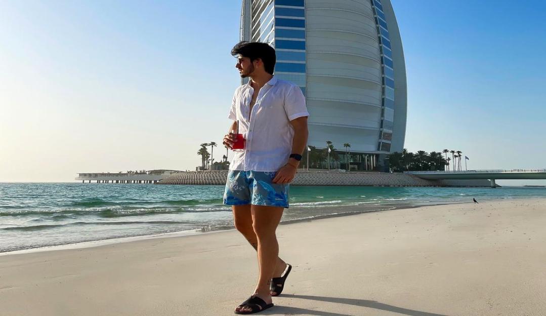 Sucesso: Dr. Matheus Furquim conquista paciêntes em Dubai