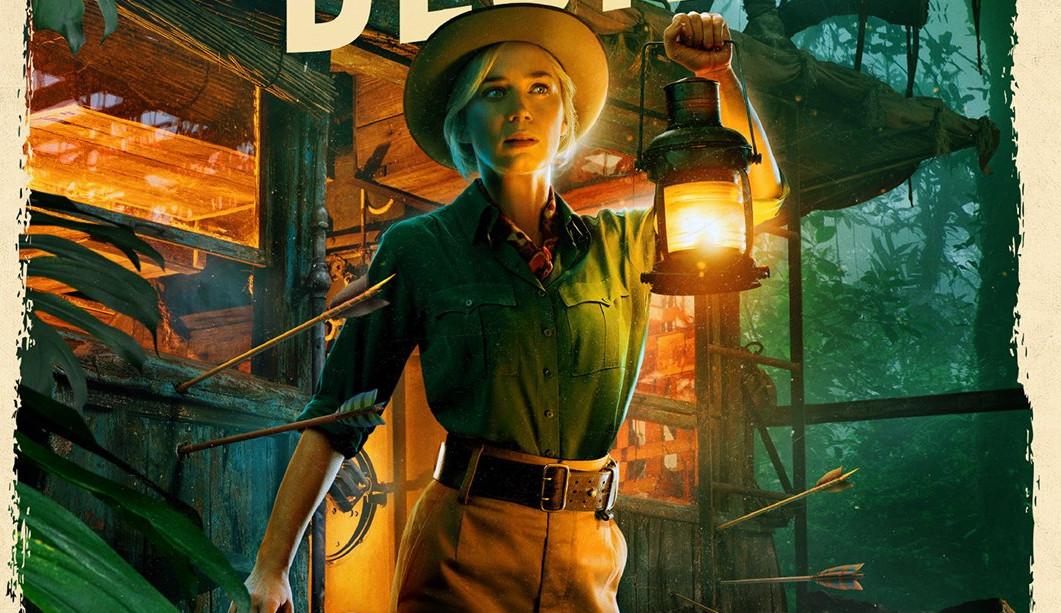 Novo filme da Disney, 'Jungle Cruise', ganha pôsteres
