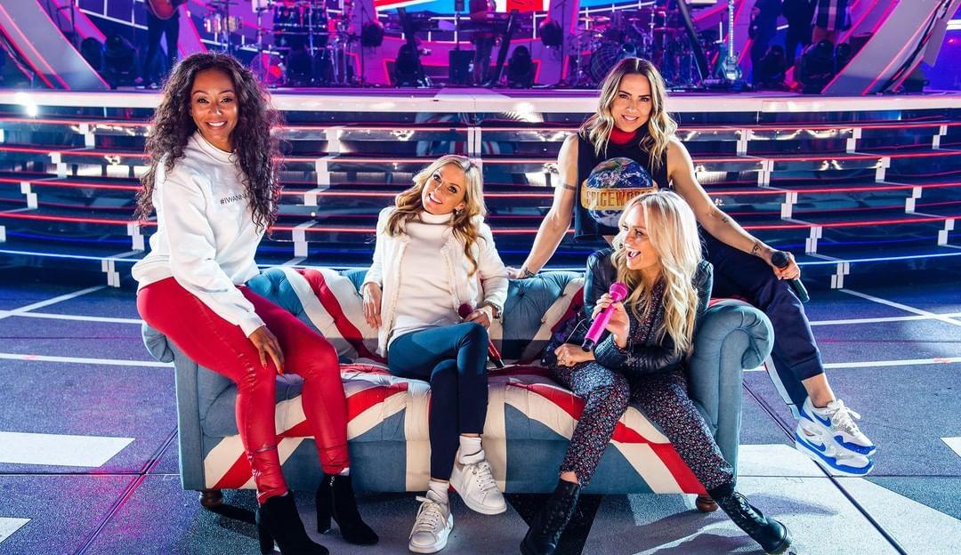 Mel C diz que ficará muito zangada se as Spice Girls não saírem em turnê de novo