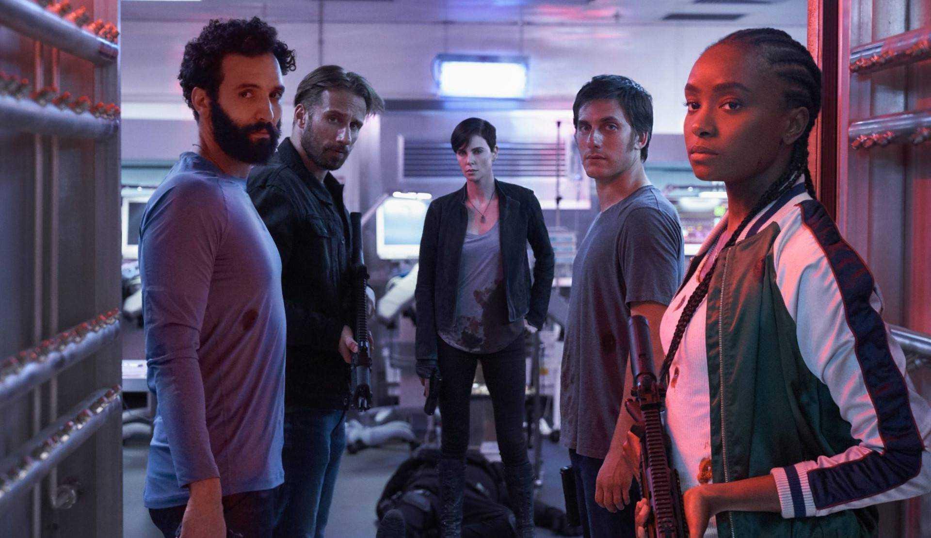 Charlize Theron confirma que roteiro de 'The Old Guard 2' já foi finalizado