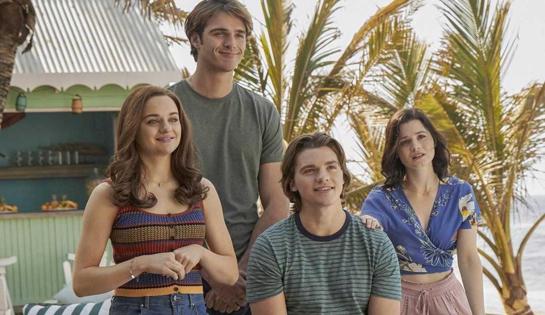 A Barraca do Beijo 3: Netflix exibe primeiro pôster do filme