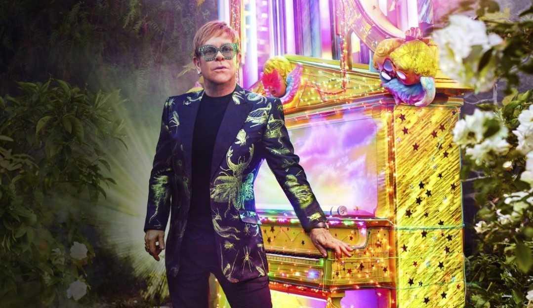 Turnê 'Farewell Yellow Brick Road' de Elton John retornará em 2022