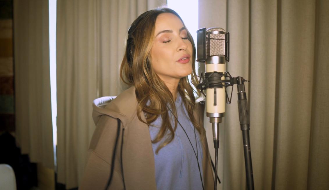 Claudia Leitte fala sobre a regravação de 'Frevo Mulher' com a Banda Yahoo: 'Felicidade imensa'