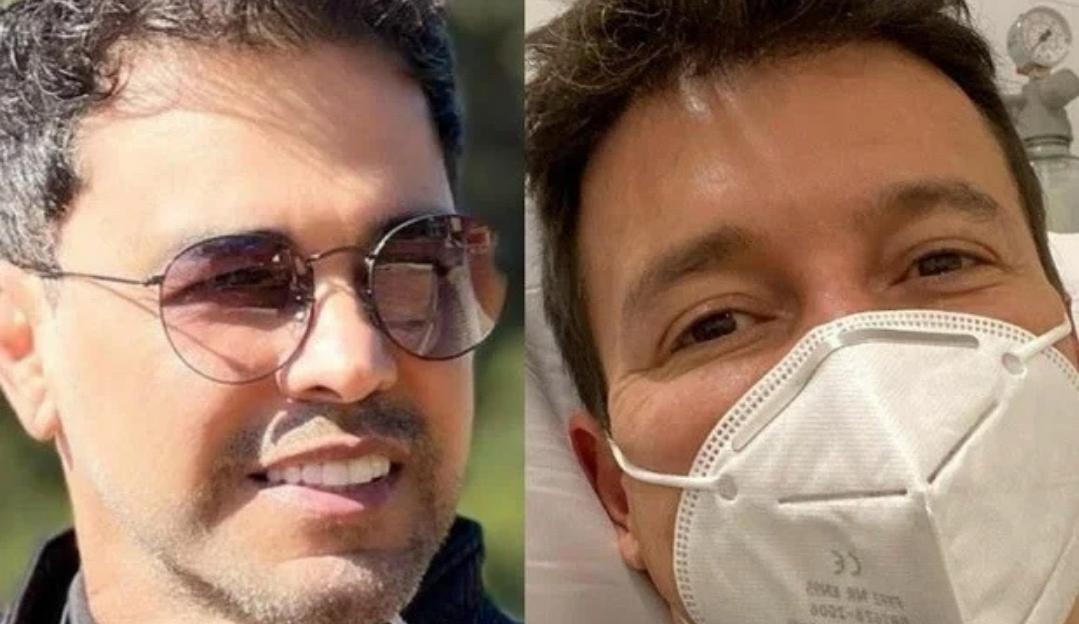Rodrigo Faro rebate Zezé Di Camargo: 'Não fale da minha mãe'