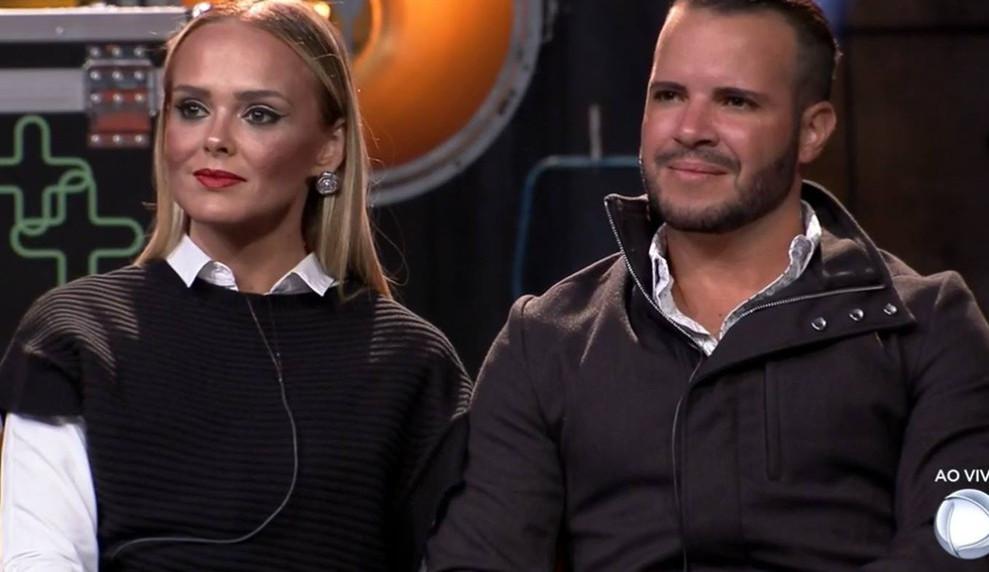 Power Couple: Filipe admite ter passado do limite e elege Mirela e Yugnir como casal mascarado