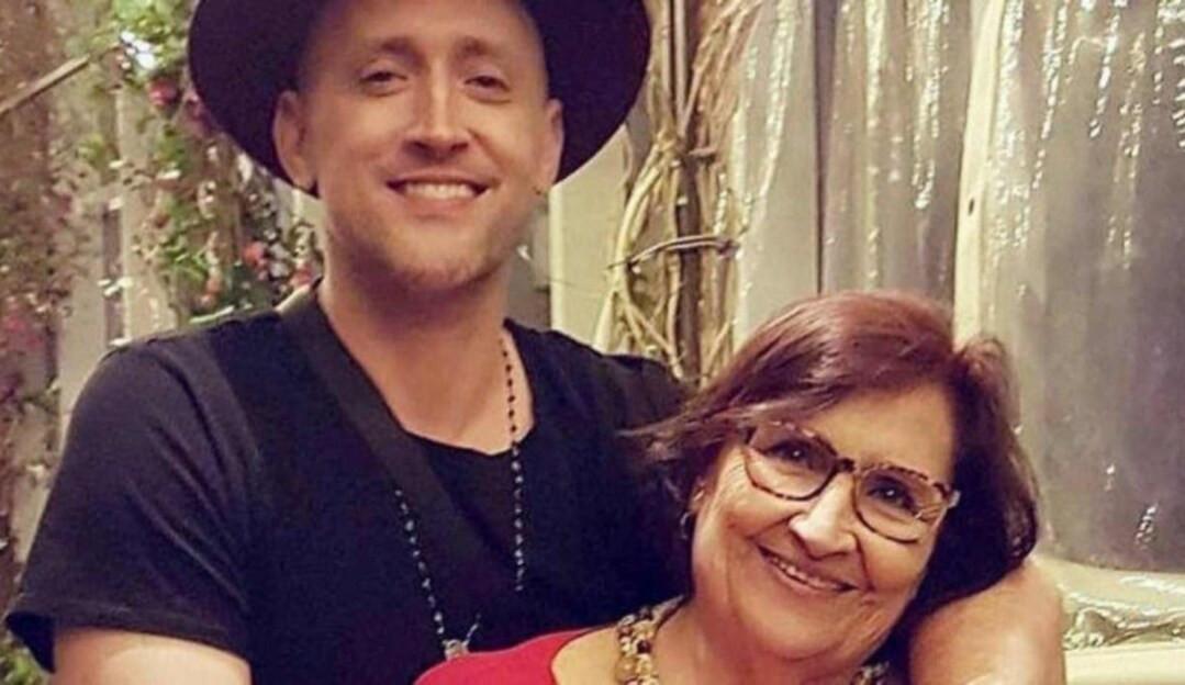 Dona Déa Lúcia faz homenagem para seu filho Paulo Gustavo no dia que completa dois meses da sua partida