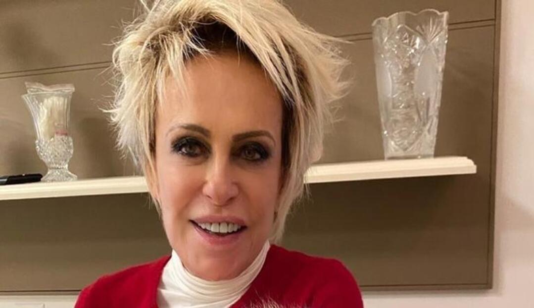 Ana Maria Braga é afastada do Mais Você após testar positivo para a Covid-19