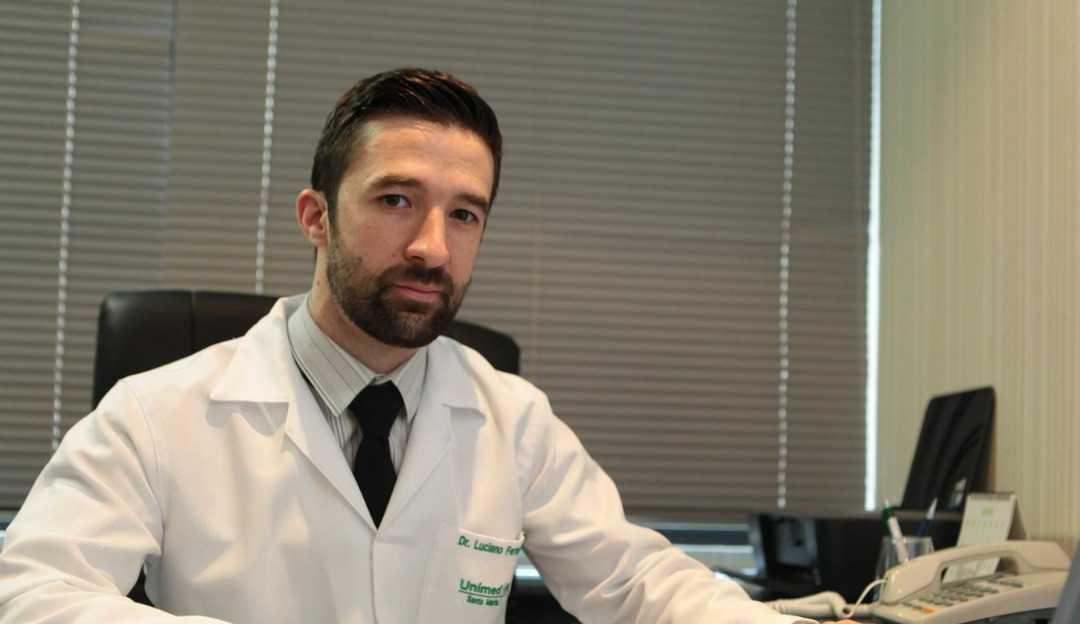"""""""Não tenha medo de seguir o seu coração"""", afirma o influenciador Luciano Fernandes"""