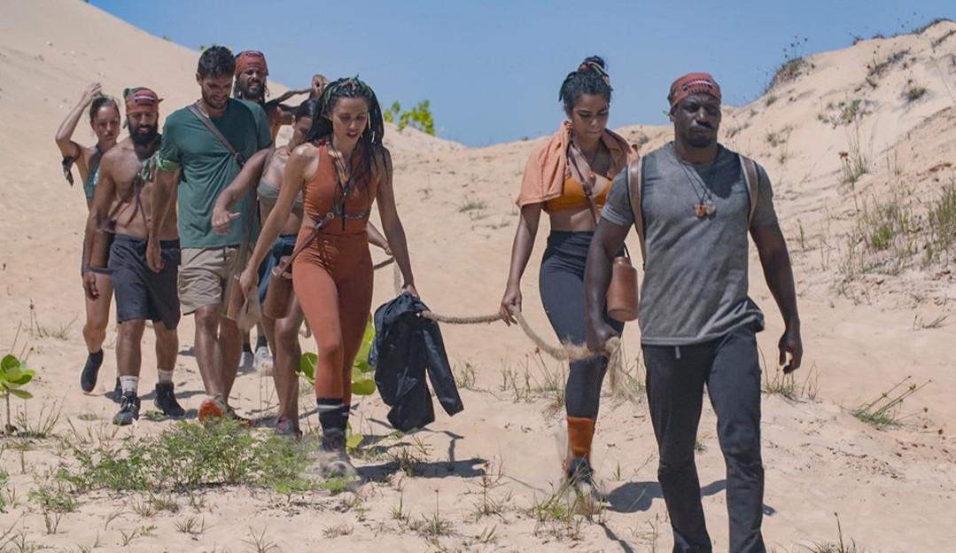 No Limite: Calango e Carcará se unem e formam tribo Jandaia