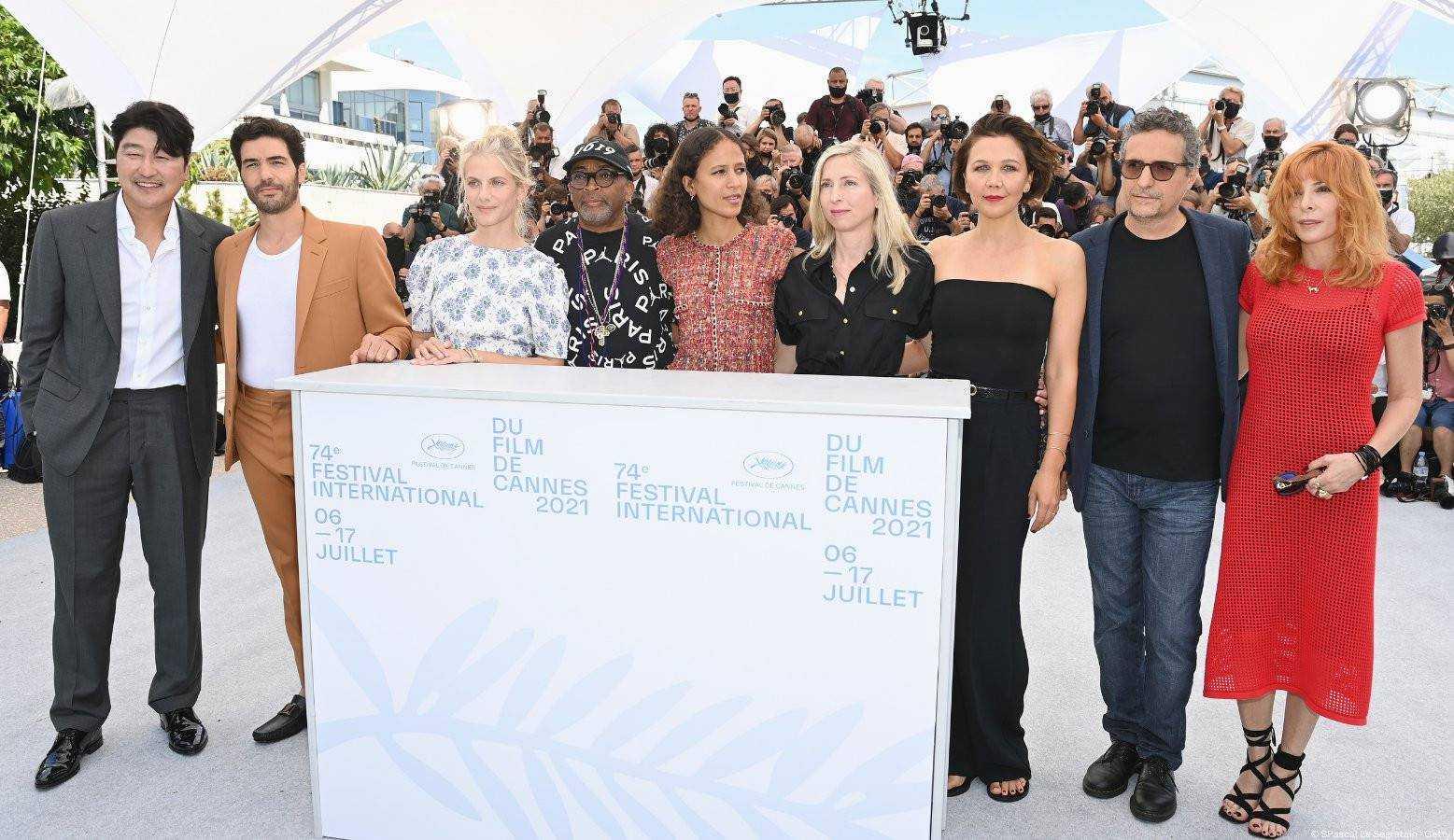 Brasil no Festival de Cannes 2021