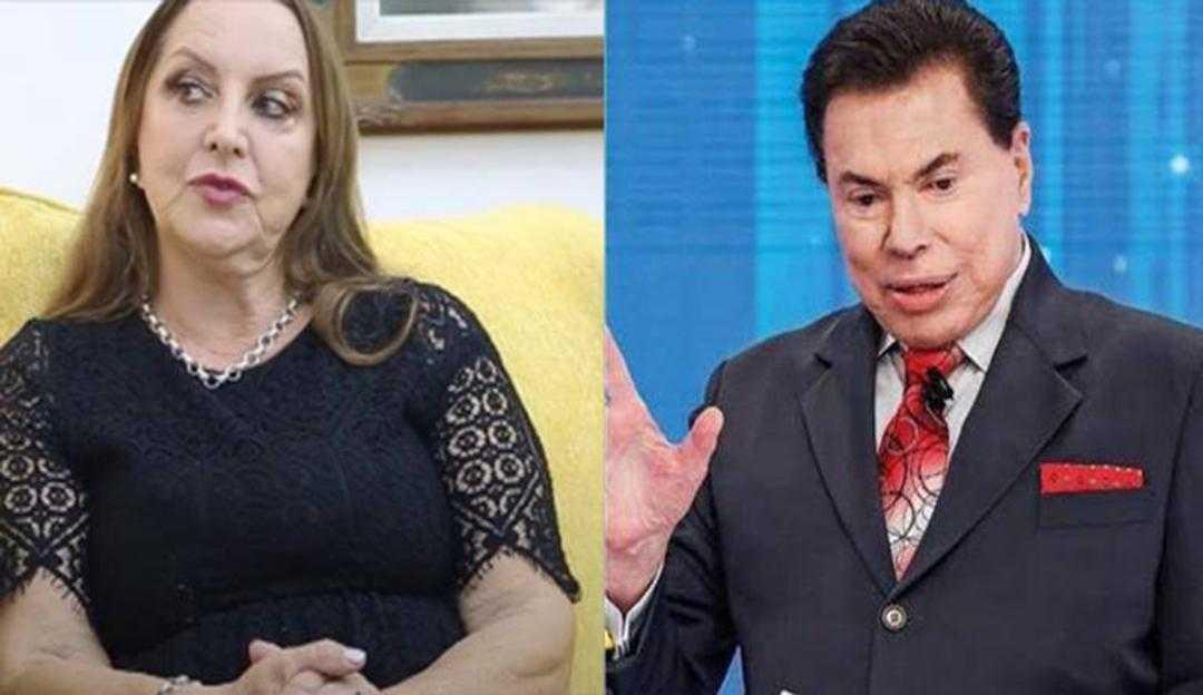 """Suposta filha de Silvio Santos diz: """"Me queira bem, não me julgue"""""""