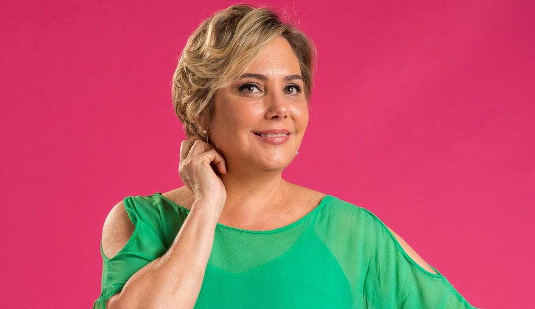 Heloísa Périssé comemora um ano sem quimioterapia