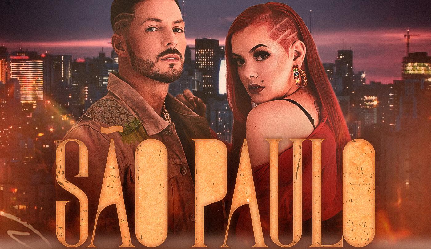 MC Mari aposta em carreira internacional com o lançamento de 'São Paulo', colaboração com Nyno Vargas