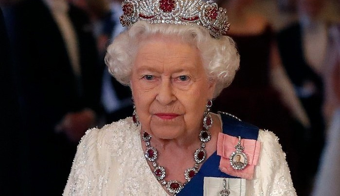 Rainha Elizabeth permite visitação aos jardins reais pela primeira vez