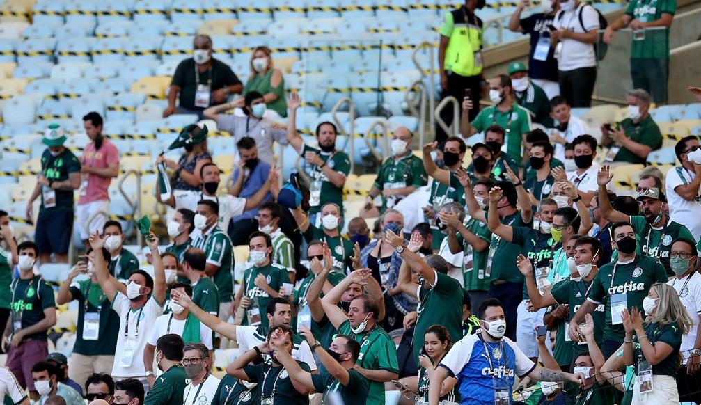 Conmebol autoriza volta de público nos estádios para Libertadores e Sul-Americana