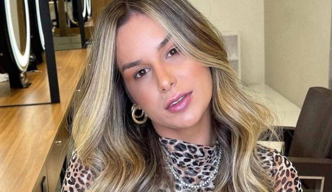 Pamella Holanda posta vídeos denunciando as agressões cometidas pelo seu ex-marido Dj Ivis