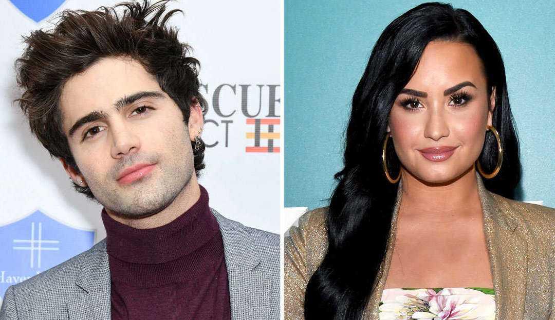 Demi Lovato termina noivado com Max Ehrich, segundo revista